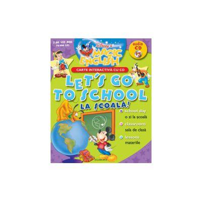 Vol. 13 - Let's go to school (Hai la scoala!)