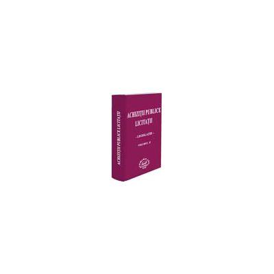 Achizitii publice licitatii vol.2