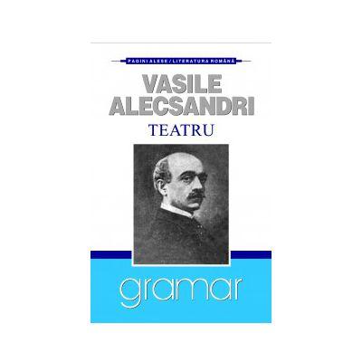 Teatru (Alecsandri Vasile)