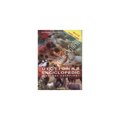 Dictionar enciclopedic medical veterinar. Vol 2 I-O roman –englez