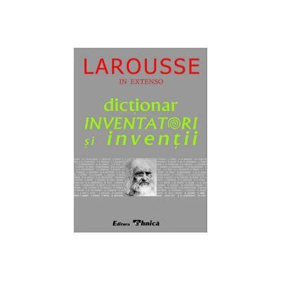 Dictionar Inventatori Si Inventii