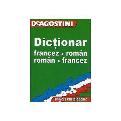 Dictionar Francez - Roman, Roman - Francez