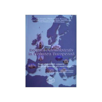 Dreptul administrativ in Uniunea Europeana
