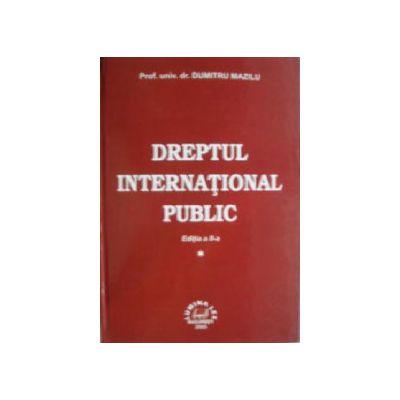 Dreptul international public vol.1-editia a III-a