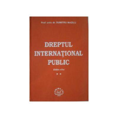 Dreptul international public vol.2 -editia a III-a