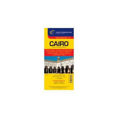 Hartă rutieră Cairo
