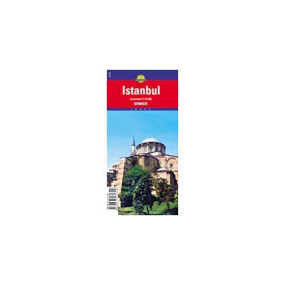 Hartă rutieră Istanbul
