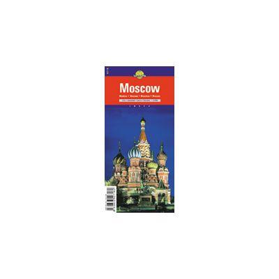 Hartă rutieră Moscova
