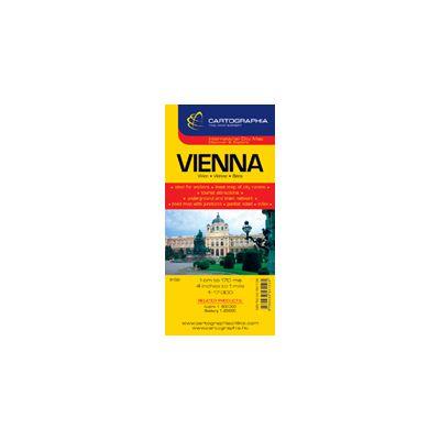 Hartă rutieră Viena
