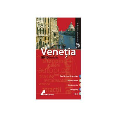 Ghid turistic - Venetia