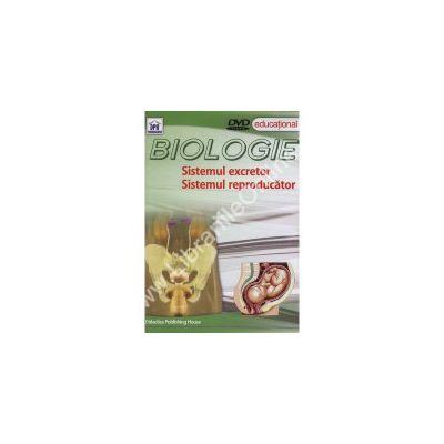 BIOLOGIE. SISTEMUL EXCRETOR – SISTEMUL REPRODUCATOR