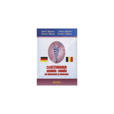 Dictionar german-roman de medicina si biologie