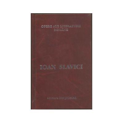 Ioan Slavici - opera literara