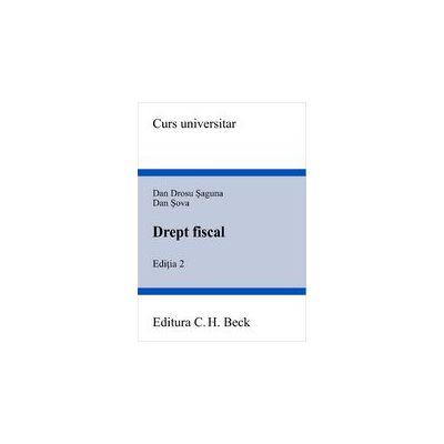 Drept fiscal. Editia 2