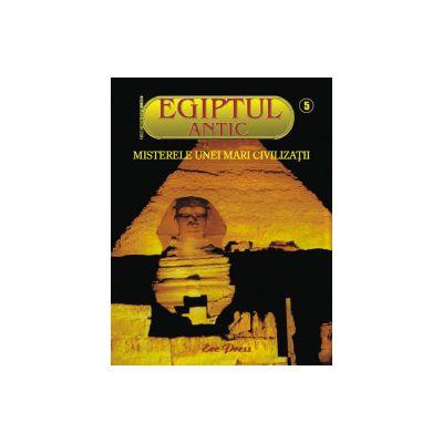 EGIPTUL ANTIC NR. 5 - DVD Templul pierdut al zeilor