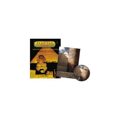 EGIPTUL ANTIC NR. 1 - DVD Mumia pierduta a lui Imphotep
