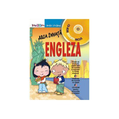 Julia invata ENGLEZA
