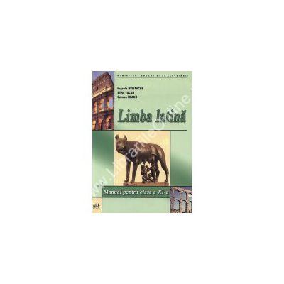 Limba latina manual pentru clasa a XI-a - Hristache