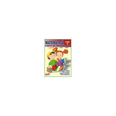 Matematica carte de invatatura pentru cls I