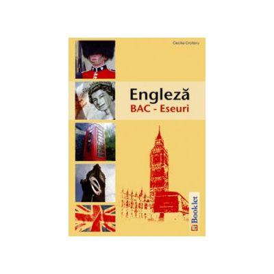 Engleza BAC Eseuri