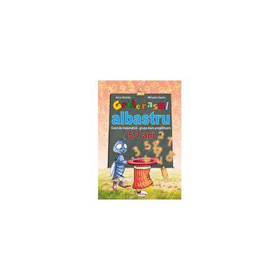 Greierasul albastru - caiet grupa mare pregatitoare 5-7 ani