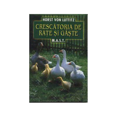 Horst Von Luttitz, Crescatoria De Rate Si Gaste