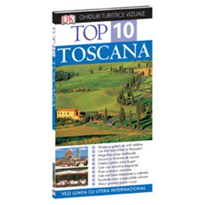 Top 10 Toscana ghid turistic vizual
