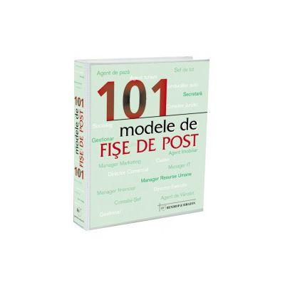 101 modele de FISE de POST
