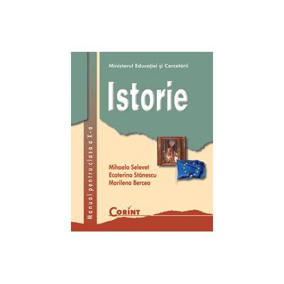 ISTORIE - Manual pentru clasa a X-a - Mihaela Selevet