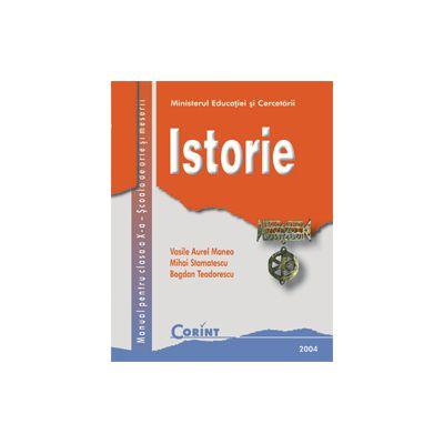 ISTORIE - SAM - Manual pentru clasa a X-a - Vasile Manea