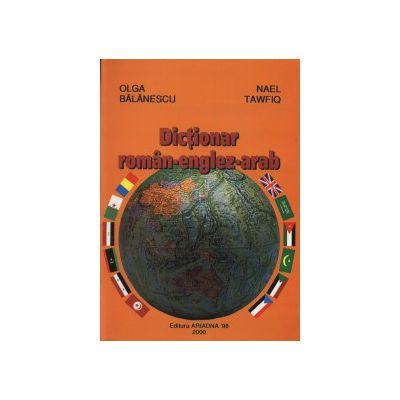 Dictionar roman-englez-arab