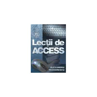 Lectii de Access