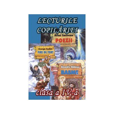 Colectia'Lecturile copilariei cls a IV- a'