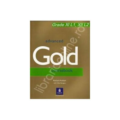 Advanced Gold Coursebook