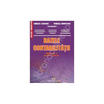 Bazele contabilitatii Editia a III- a