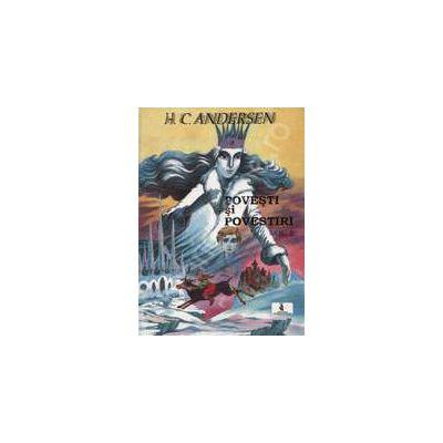Povesti si povestiri - H.C. Andersen Vol. 3
