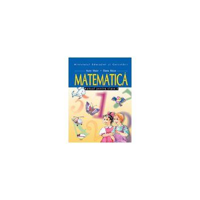 Matematica. Manual pentru clasa I - Maior