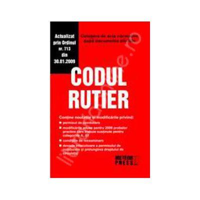 Codul Rutier 2009
