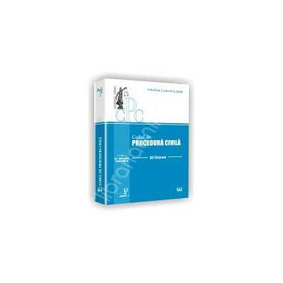 Codul de procedura civila. Ad Litteram. Actualizat 1 octombrie 2008
