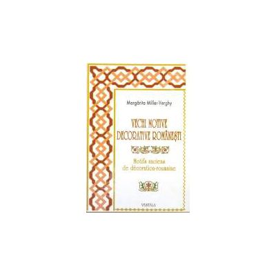 Vechi motive decorative romanesti