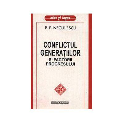 Conflictul generatilor si factorii progresului