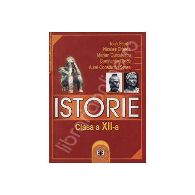 Istorie manual pentru clasa a XII-a