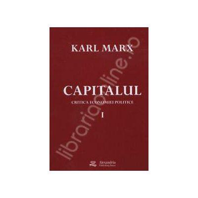 Capitalul. Critica economiei politice. Volumul I