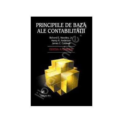 Principiile de baza ale contabilitatii