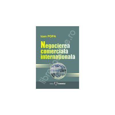 Negocierea comerciala internationala