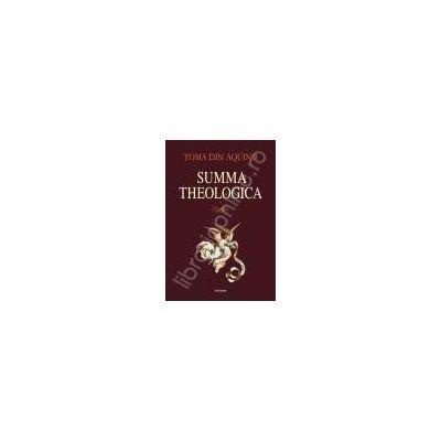 Summa theologica. Volumul I. Editie Cartonata