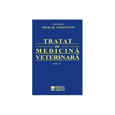 Tratat de medicina veterinara vol. V