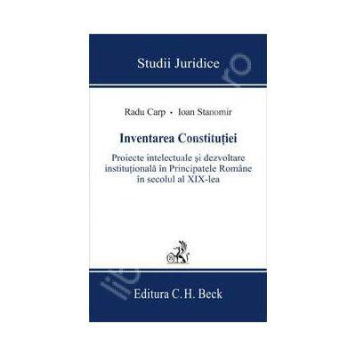 Inventarea Constitutiei