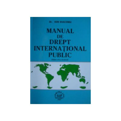 Manual de drept international public (editia a II-a)