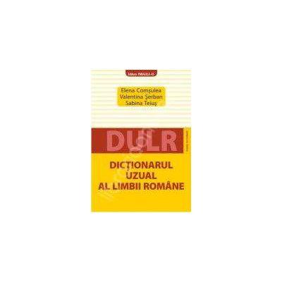 Dictionarul uzual al limbii Romane (DULR)